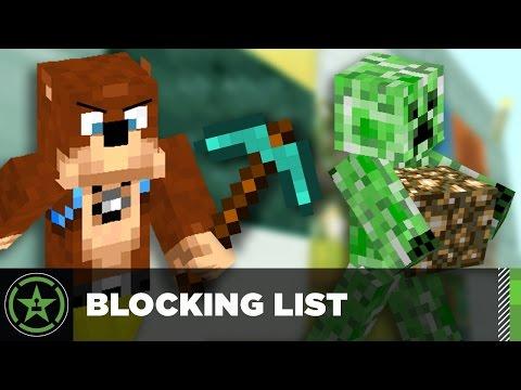 Let's Play Minecraft: Ep. 176 - Blocking List