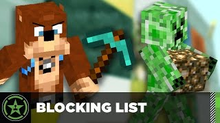Let's Play Minecraft: Ep. 176 - Blocking List