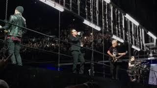 U2. Stay. Dublin. 3Arena. November 5,2018