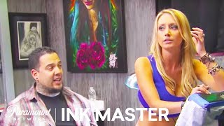 Tattoo Nightmares: 'Marilyn Monroe Tramp Stamp' | Ink Master