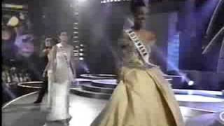 Miss Universe 1999 Top 3