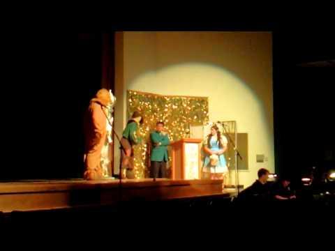 Thomson High School Wizard of Oz 2014! Pt 5!
