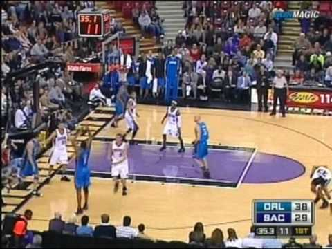 Orlando Magic - 23 Threes @ Kings (NBA Record)