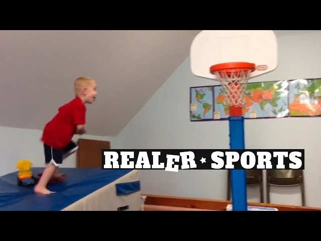 REALER SPORTS - EP 32 - White Kids Can't Dunk