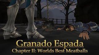 Granado Espada Chapter II: The Worlds Best Meatballs