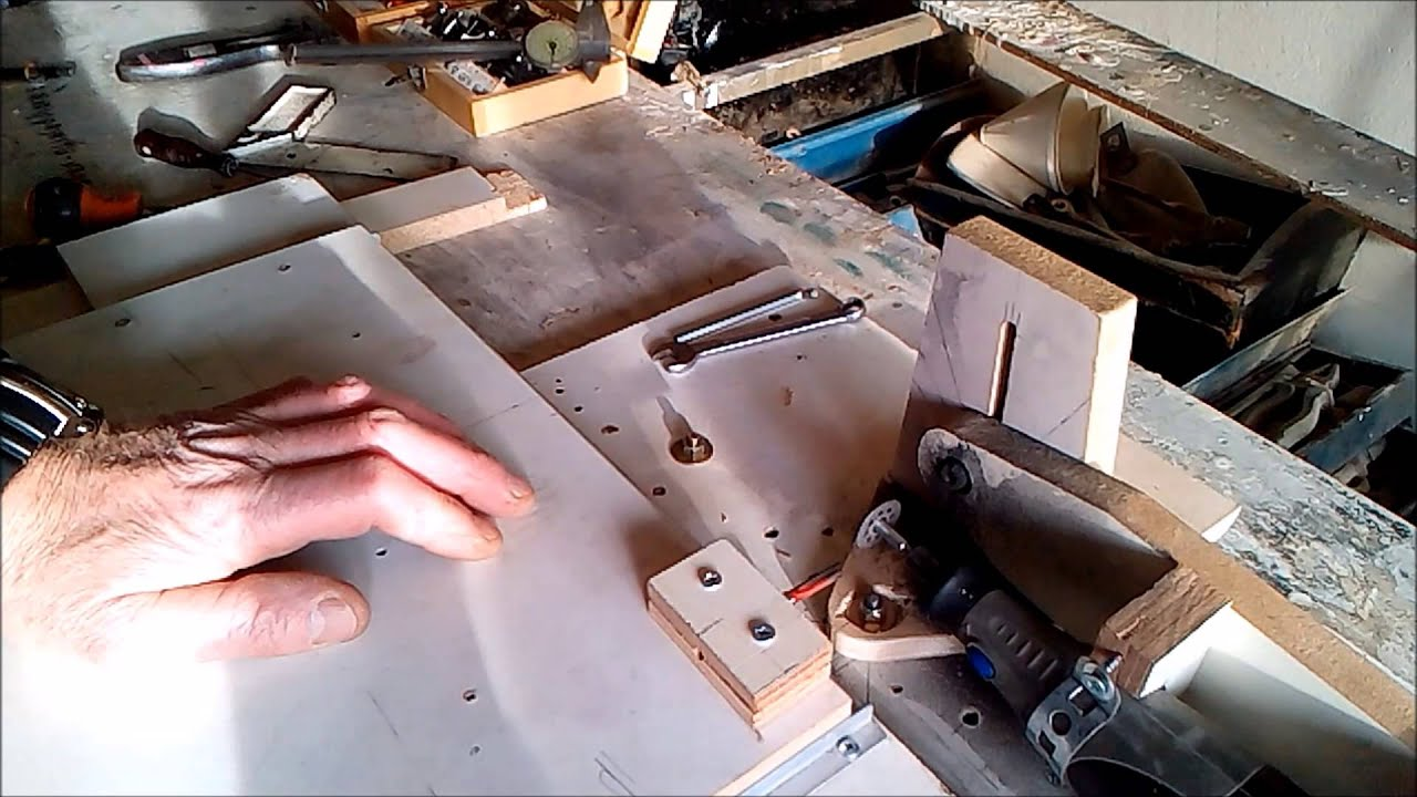 Router Bit Sharpening Machine Router Bit Sharpener Part2
