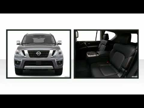 2018 Nissan Armada Video