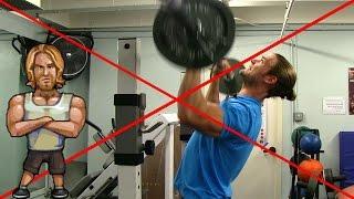 5 Overhead Press Mistakes to Avoid!