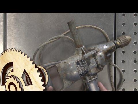 Vintage Black & Decker Drill: Equipment Autopsy #76