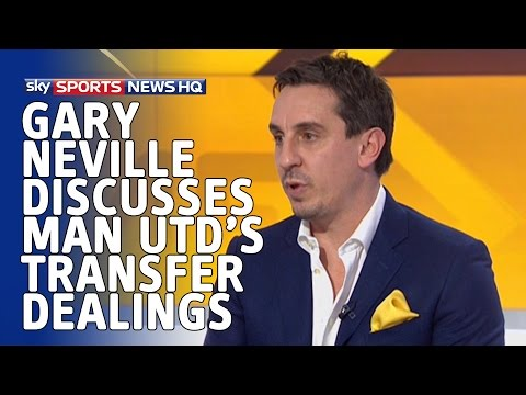 Gary Neville discusses Man Utd's January Transfer Window and Salford FC's links with United.