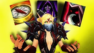 BFA How Good Is Rogue At Level 120? (PvP) - World of Warcraft: Battle For Azeroth (BETA)
