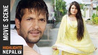 ड्राइभर दाई र खले | Nepali Movie DRIVER DAI Scene | Kishwor Khatiwoda | Sima KC