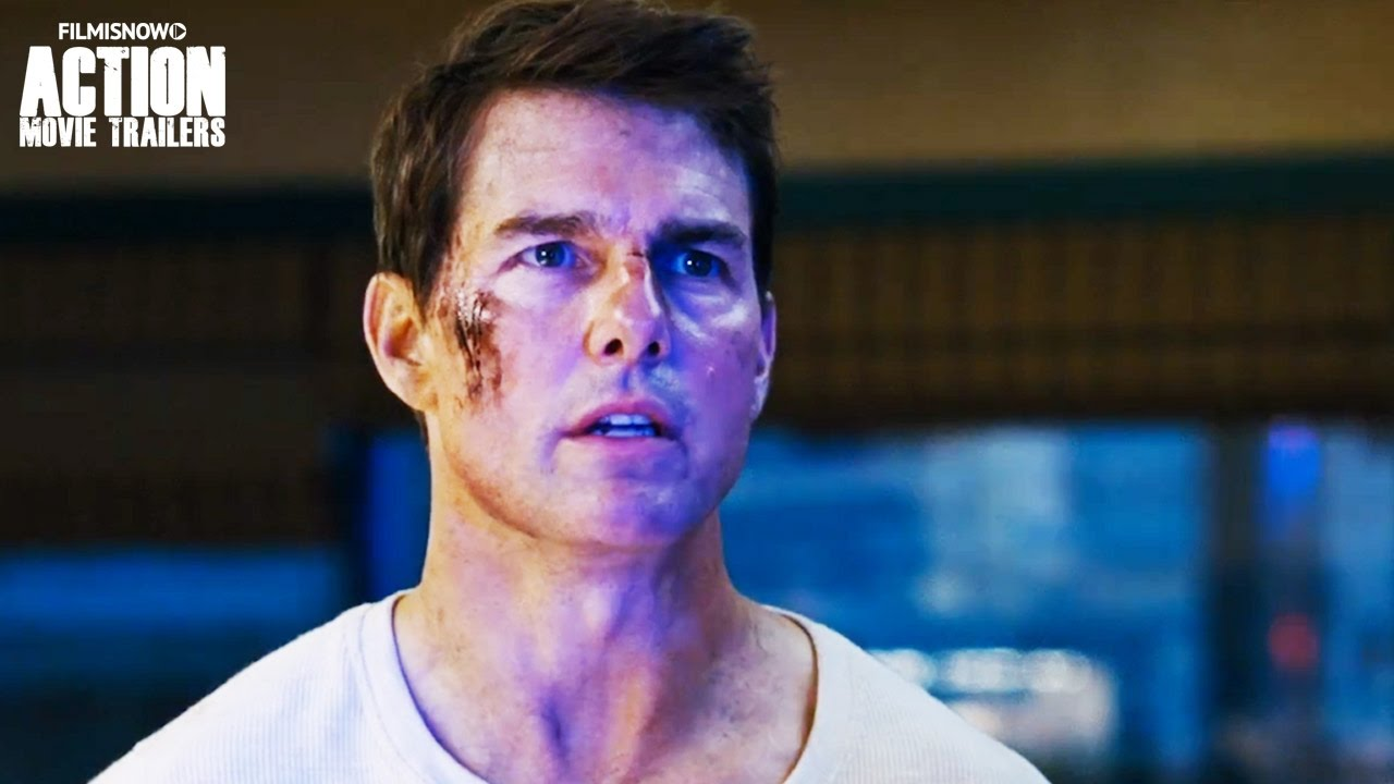Jack Reacher: Never Go Back | all new IMAX trailer [HD]