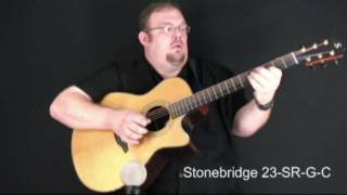Richard Smith 23 SR G C Stonebridge Guitar Demo
