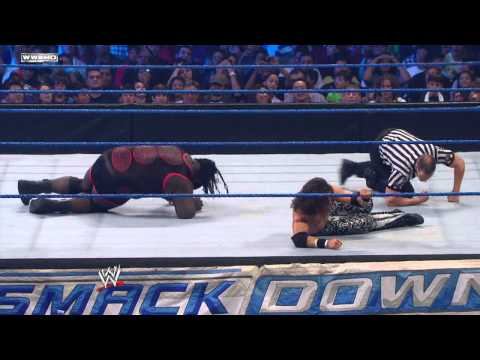 Friday Night SmackDown - John Morrison vs. Mark Henry
