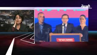 حنين زعبي الاسرائيليون صوتوا للحرب والعنصرية