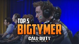 TOP 5 BigTymeR Moments in Call of Duty Black Ops 2