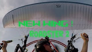 NEW WING !!! NEW THRILLS... OZONE ROADSTER 2