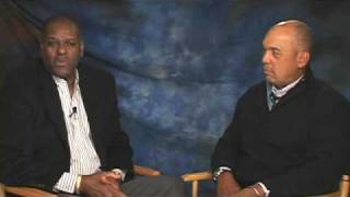 Bob Gibson and Reggie Jackson Discuss Intimidation