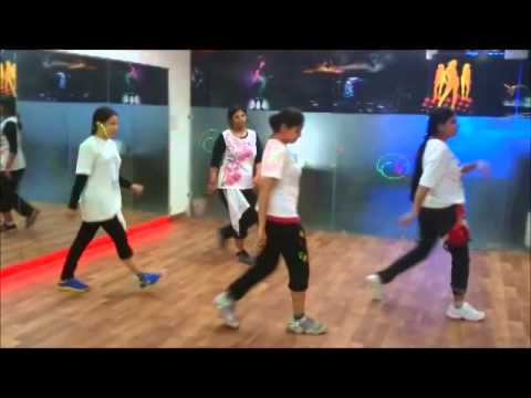 CHAND CHUPA BADAL MEIN LYRICAL HIP-HOP BY DANSATION DANCE STUDIO...