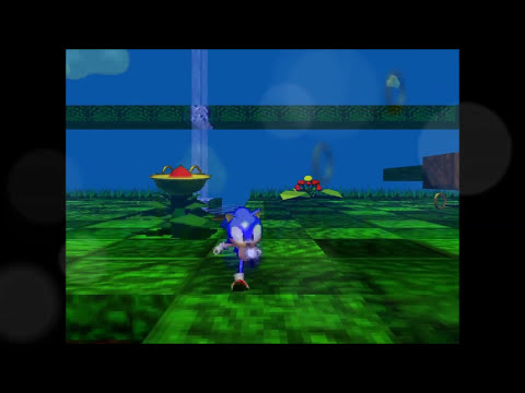 Sonic X-Treme engine ported to Modern Windows + OpenGL  / First Level (Release Trailer)