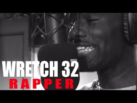 Wretch 32 - Fire In The Booth Freestyle | UK Rap, Hip-Hop