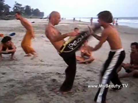 Capoeira by Jyoti