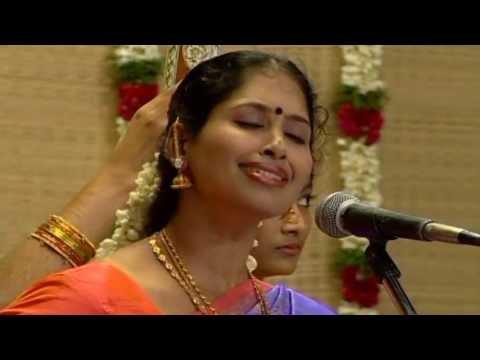 Maamava Sadha Shaswathi Nithyashree
