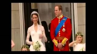 ghost appears at royal wedding
