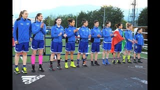DUAL MATCH ITALIA VS INDIA FEMMINILE