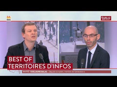 Guillaume Balas - Best of Territoires d'Infos (08/12/17)