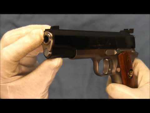 Colt Gold Cup National Match Elite IX 9mm Luger