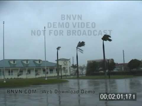 8/13/2004 Hurricane Charley Video. Punta Gorda, Florida - Part CC1
