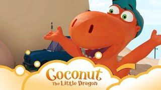 Coconut the little Dragon: The Trap S1 E2 | WikoKiko Kids TV