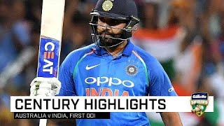 Brilliant Rohit nearly steals the show