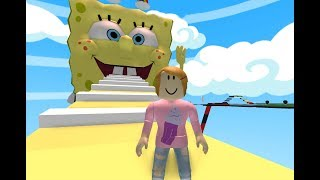 Roblox Escape Spongebob With Molly!