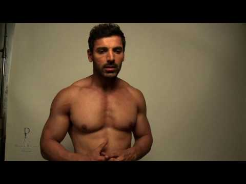 John Abraham's Photoshoot For Dabboo Ratnani's 2015 Calendar | Behind The Scenes
