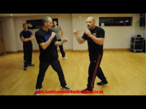 Urban Krav Maga - Stand-Up Fight Finisher 2