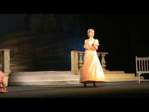 П И Чайковский опера   Евгений Онегин 1д 1 карт 2 хор крестьян,ариозо Ольги