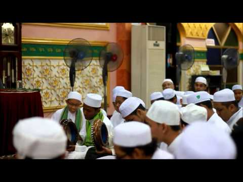 Masjid Al-Falah Madrasah At Tazkiah : Qasidah Qabbani /Qasidah Tholama Asyku  Ghoromi