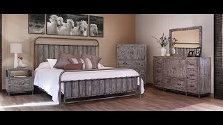 Victoria Bedroom Collection (910) by International Furniture Direct