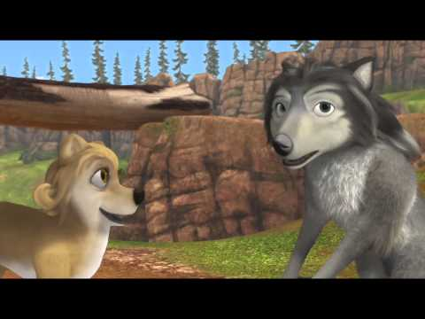 Alpha And Omega 3: The Great Wolf Games (movie Clip) video