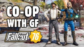 Playing Fallout 76 With My Girlfriend (Her First Impressions)