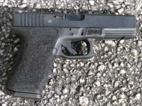 Grip reduction and firearm modification by Boresight Solutions