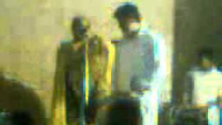 Raja sidhu Rajwinder kaur live  singing  dandia da pee gye sulfa