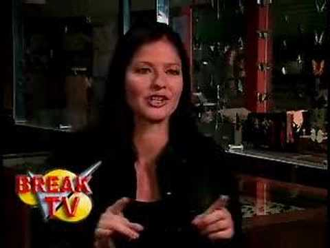Jill Hennessy talks about JOC