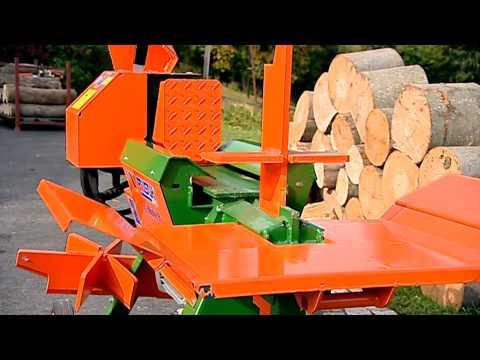 Posch SplitMaster 9t wood splitter
