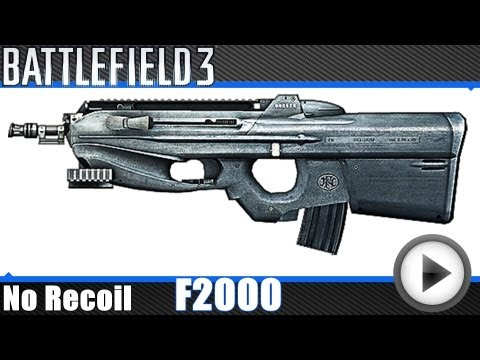 Battlefield 3 - F2000 No Recoil Macro Full (Mouse X7)