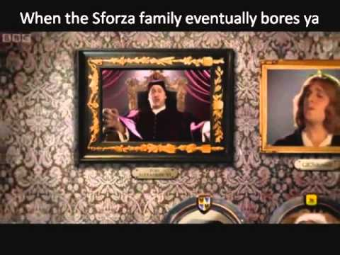 Horrible Histories: The Borgia Family (w lyrics) video