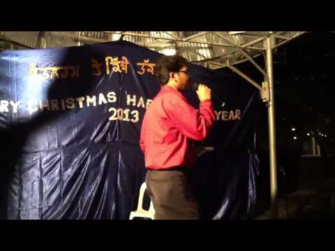 Punjabi Christmas Party, Manila.avi video